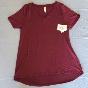NWT Lularoe L Christy T-shirt
